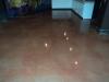Grecos Cafe Longworth Hall Polished Concrete